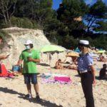 Anche nel weekend controlli continui lungo le spiagge anconetane