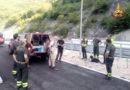 Due escursionisti perdono l'orientamento, soccorsi dai vigili del fuoco