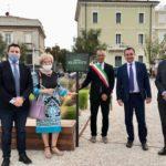 Pesaro ha intitolato a Nilde Iotti i giardini di via Colombo