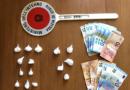 Giovane albanese arrestato dalla polizia con la cocaina pronta per la movida pesarese