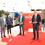 A Pesaro consegnati alle Marche due nuovi treni Pop