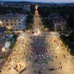 Pesaro riparte con cultura e musica: inaugurata l'arena tricolore