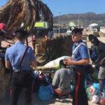 Abusivismo commerciale e contraffazione: controlli straordinari dei carabinieri lungo la Riviera del Conero