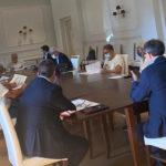 Valeria Mancinelli alla guida di Anci Marche fino all'assemblea elettiva