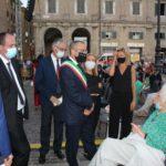 La Petite Messe Solennelle ha aperto in Piazza del Popolo un Rof rivoluzionario