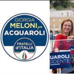 """Anche Riva Destra con Acquaroli: """"Al lavoro per le Marche"""""""