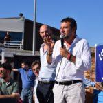 Matteo Salvini torna nelle Marche per sostenere i candidati della Lega