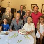 Domenica Bostrenghi Girelli compie 100 anni: a lei gli auguri del sindaco Ricci