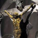 Con la Croce astile realizzata per il millenario della Cattedrale di Ancona l'addio allo scultore Valeriano Trubbiani