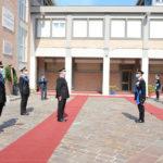 Il generale Fabiano Salticchioli è il nuovo comandante della Legione Carabinieri Marche
