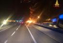 Dopo il maxi incendio al porto scuole e parchi chiusi ad Ancona / VIDEO