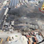 Una notte di fuoco ha sconvolto Ancona, oggi scuole e parchi chiusi / FOTO e VIDEO