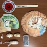 Nuovamente arrestato per spaccio di cocaina dagli agenti della Squadra mobile di Pesaro