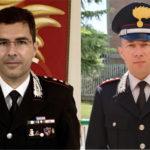 Carabinieri: cambio al vertice del Reparto operativo di Ancona e della Compagnia di Fabriano