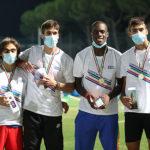 Con 5 titoli italiani l'atletica delle Marche in trionfo ai tricolori di Grosseto