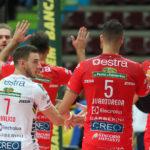 Buona la prima a Verona: per la Cucine Lube Civitanova esordio in SuperLega con vittoria in tre set