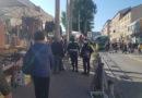 Mancato rispetto delle norme anti-Covid al mercato, due sanzioni della Polizia locale