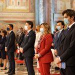 Le Marche ad Assisi celebra San Francesco, patrono d'Italia