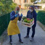 Gli agricoltori di Campagna Amica della Coldiretti già pronti per le consegne a domicilio