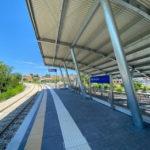 """Da lunedì sarà attiva la nuova fermata di """"Macerata Università"""" sulla linea Civitanova–Fabriano"""
