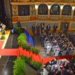 Francesco Acquaroli presidente a tempo pieno si dimette da parlamentare