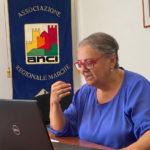 """La presidente di Anci Marche Mancinelli: """"Il coprifuoco a pezzi di città è difficilmente applicabile"""""""