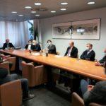 Vertice in Regione sulla sicurezza dei campionati di calcio