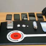 Arrestato a Fabriano dai carabinieri un pendolare dello spaccio