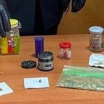 Un ragazzo arrestato dai carabinieri per detenzione di droga