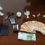 Quarantunenne arrestato dai carabinieri per spaccio di cocaina