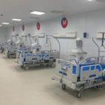 Al Covid Hospital di Civitanova sarà aperto un nuovo modulo per aumentare i posti letto