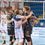 Cucine Lube schiacciasassi con Padova: secco 3-0 e sesta vittoria consecutiva in SuperLega