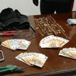 Sgominata dai Carabinieri una banda dedita ai furti nelle abitazioni: quattro arresti