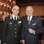 """Giorgio Girelli: """"Onore e gratitudine alle Forze Armate"""""""