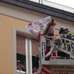 La grande solidarietà dei Vigili del fuoco per i bambini dell'ospedale Salesi di Ancona