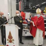 Celebrata ad Ancona dai Vigili del fuoco la patrona Santa Barbara