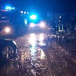 Schianto tra due auto con feriti alla periferia di Osimo