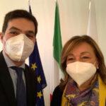 I problemi delle aree interne al centro del confronto tra Acquaroli e la presidente dell'Umbria