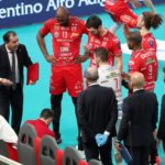 La Cucine Lube interrompe la serie positiva: sconfitta in tre set a Trento