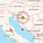 Paura anche nelle Marche per una forte scossa di terremoto