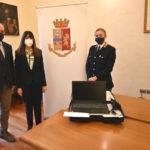 Il Soroptimist International Club di Pesaro dona un kit con sofisticate strumentazioni alla Polizia