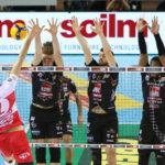 Cucine Lube ok nel recupero: Piacenza si arrende in quattro set