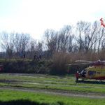 Perde il controllo della moto sulla pista da cross, ragazzo trasportato all'Ospedale di Torrette