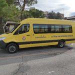 A San Severino Marche cresce la flotta degli autobus per il servizio di trasporto scolastico