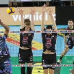 La Cucine Lube si arrende al tie break nel big match con Perugia