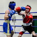 A Fermo la boxe non si ferma: spettacolo – a porte chiuse – nella palestra Coni