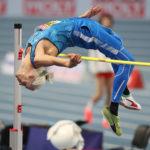 Gianmarco Tamberi in finale agli europei indoor