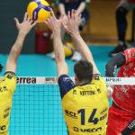 L'urlo della Cucine Lube al Pala Panini: vittoria in Gara 2 con Modena (3-1)