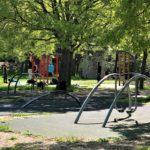 Al parco della Cittadella posizionate nuove attrezzature per l'attività ginnica