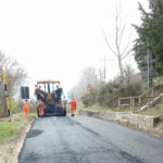 Conclusi i lavori per il risanamento della strada provinciale Poggio-Fiegni